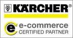 Minősített internetes Kärcher Kereskedelmi Partner (E-commerce Certified Partner)