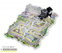 KÄRCHER MC 50 játék ( A seprőgép az épített pályán körbe megy)