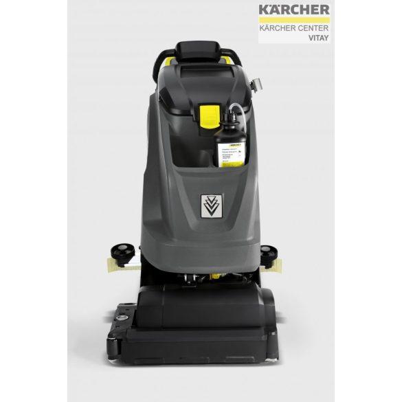 KÄRCHER B 40 C Ep R 45 padlótisztító berendezés