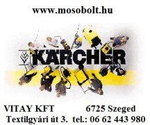 KÄRCHER BD 50/50 C Bp Classic komplett ( töltővel, akkumulátorral és szívógerndával)