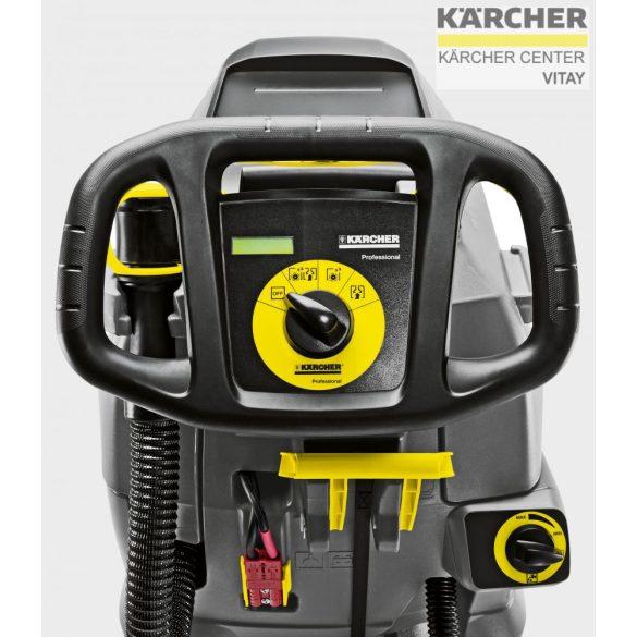 KÄRCHER BD 50/50 C Bp pack Classic komplett (töltővel, akkumulátorral és szívógerendával)