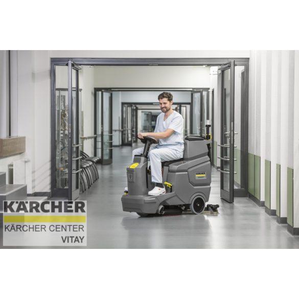 KÄRCHER BD 50/70 R Bp Classic felülős padlótisztító