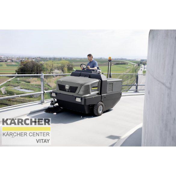KÄRCHER KM 150/500 R Bp ráülős seprőgép
