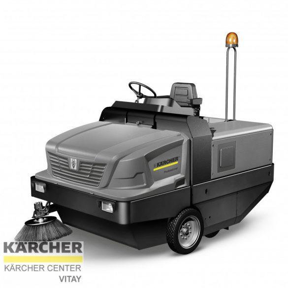 KÄRCHER KM 150/500 R LPG ráülős seprőgép