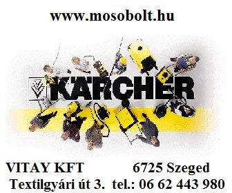 k rcher vc 6 premium sz raz porsz v k rcher vitay kft szeged. Black Bedroom Furniture Sets. Home Design Ideas
