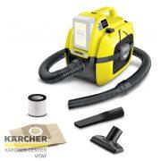KÄRCHER WD 1 Compact Battery (akkumulátor nélkül)
