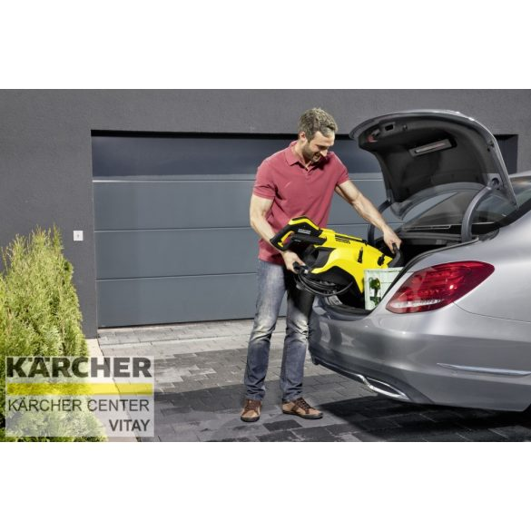 KÄRCHER K 4 Premium Power Control nagynyomású mosó