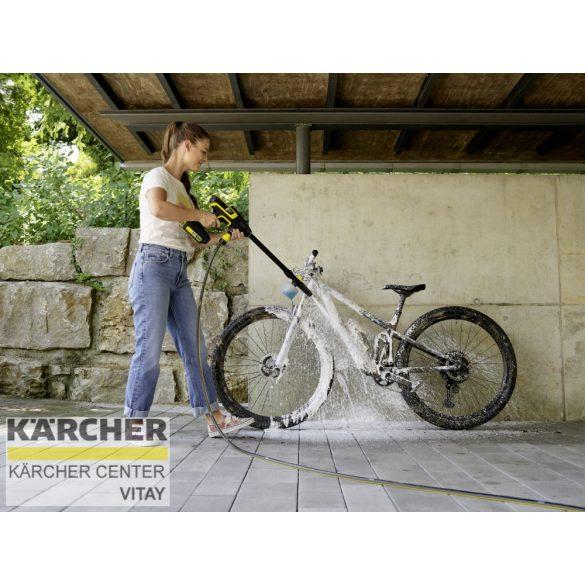 KÄRCHER KHB 6 Akkumulátoros kézi mosópisztoly (akkumulátor nélkül)