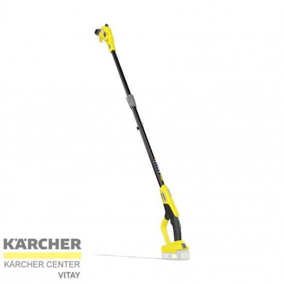 KÄRCHER PSW 18-20 Akkumulátoros magassági láncfűrész (akkumulátor nélkül)