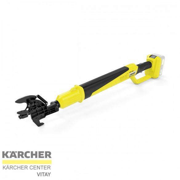 KÄRCHER TLO 18-32 Akkumulátoros ágvágó (akkumulátor nélkül)