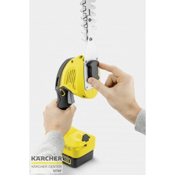 KÄRCHER GSH 18-20 Akkumulátoros bokorvágó és fűnyíró olló (akkumulátor nélkül)
