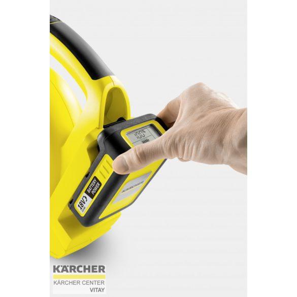 KÄRCHER LBL 2 Akkumulátoros lombfúvó készlet (akkumulátorral és töltővel)