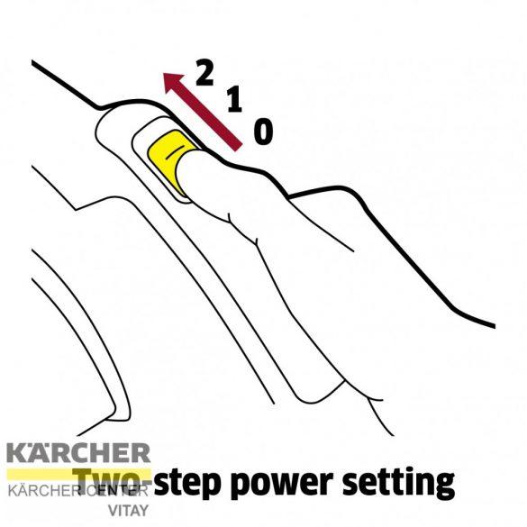 KÄRCHER LBL 4 Akkumulátoros lombfúvó készlet (akkumulátorral és töltővel)
