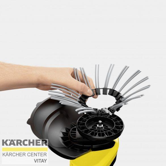 KÄRCHER WRE 18-55 akkumulátoros gyomseprő (akkumulátor nélkül)