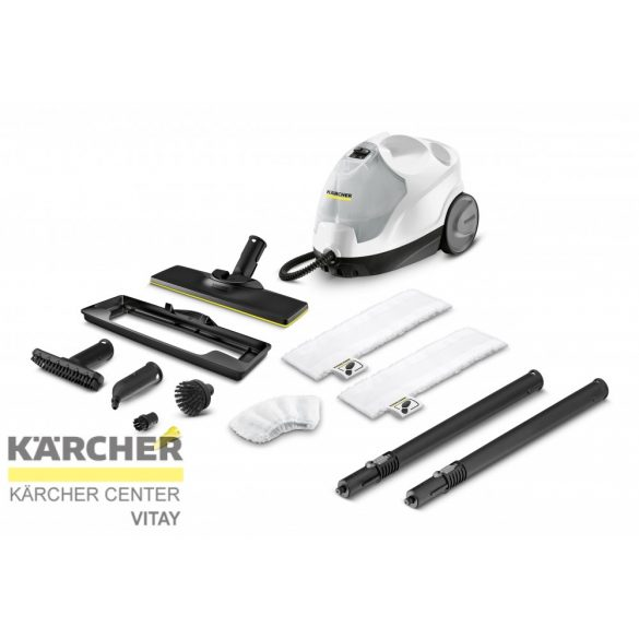 KÄRCHER SC 4 EasyFix Premium Home Line Gőztisztító