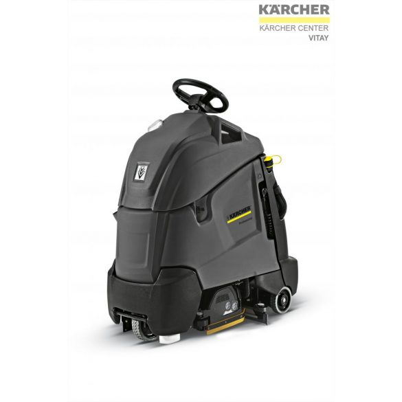 KÄRCHER BR 55/40 RS Bp Pack hengerkefés padlótisztító