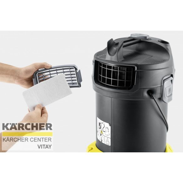 KÄRCHER AD 4 Premium hamuporszívó