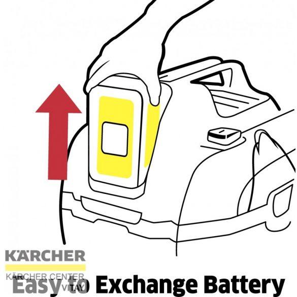 KÄRCHER WD 3 Premium Akkumulátoros többfunkciós porszívó szett