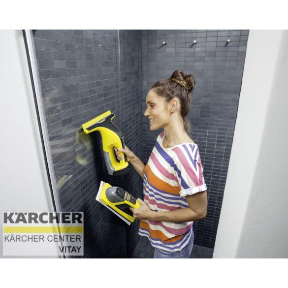 KÄRCHER WV 6 + KV 4 ablaktisztító készlet