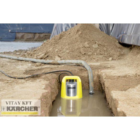 KÄRCHER SP 7 Dirt Inox Merülő szivattyú piszkos vízhez