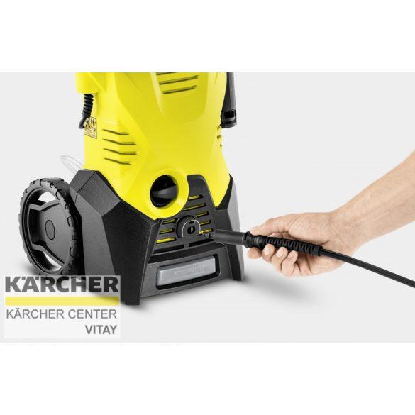 KÄRCHER K 3 Home & Pipe nagynyomású mosó csőtisztítóval