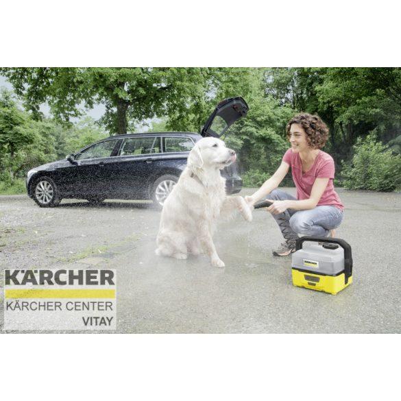 KÄRCHER OC 3 Kisállat mobil kültéri tisztító