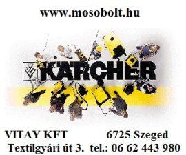KÄRCHER Vízálló kabát, Méret: XL
