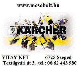 KÄRCHER Vízálló kabát, Méret: XXXL
