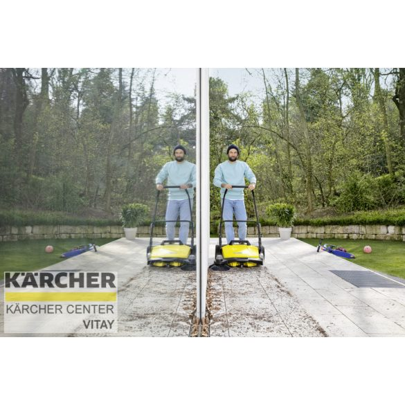 KÄRCHER S 6 Seprőgép