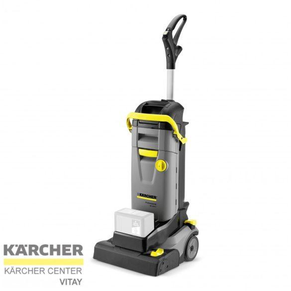 KÄRCHER BR 30/4 C Bp padlótisztító berendezés