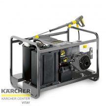 KÄRCHER HDS 1000 BE melegvizes nagynyomású mosó belső égésű motorral