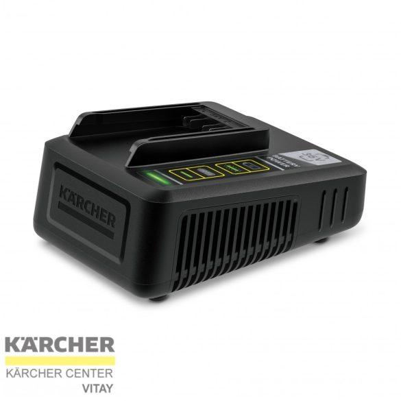 KÄRCHER 36 V-os Gyorstöltő