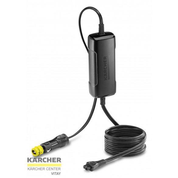 KÄRCHER Autótöltő adapter