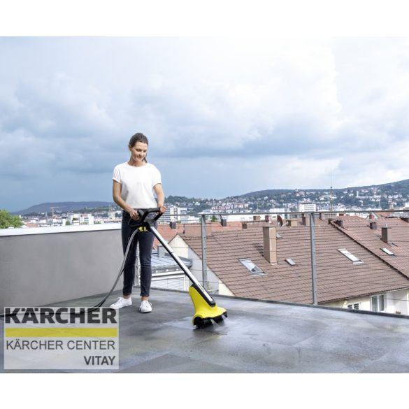 KÄRCHER Hengerkefe - kőre