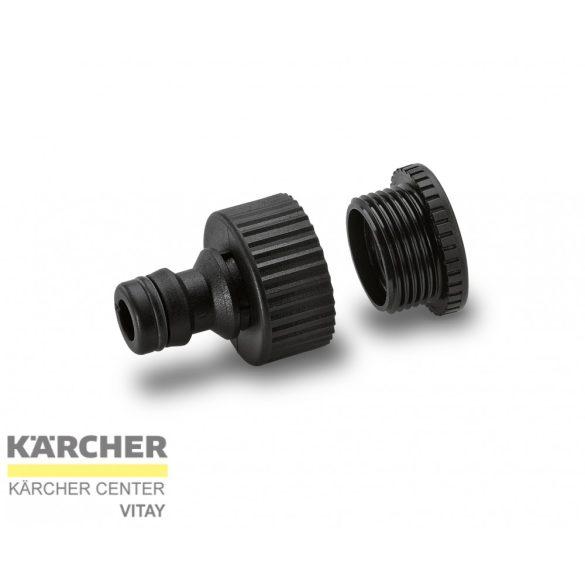 KÄRCHER G 3/4-es csapcsatlakozó G 1/2-es átalakítóval
