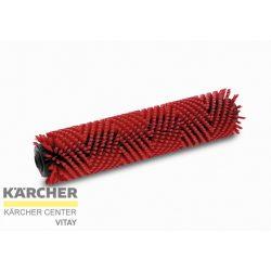 KÄRCHER Hengerkefe piros, közepes
