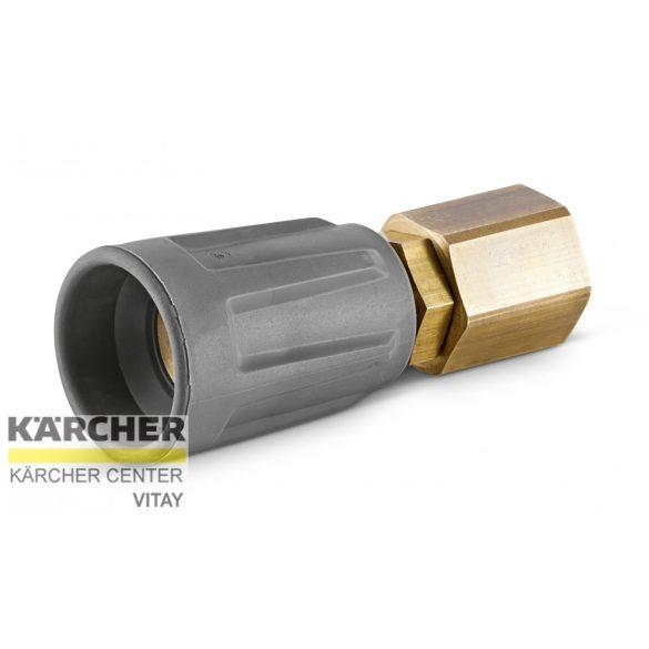 KÄRCHER csatlakozó (pisztolyra közvetlen tartozék csatlakozáshoz)