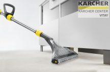 KÄRCHER Flexibilis padlófej komplett 240 mm
