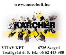 KÄRCHER Turbókefe