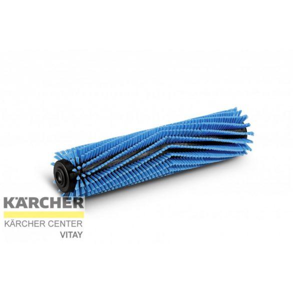 KÄRCHER Hengerkefe, kék, puha ( szőnyegtisztításhoz)