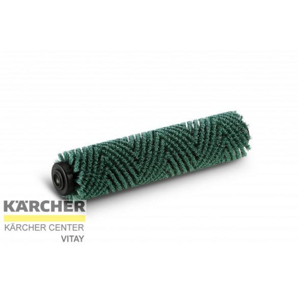 KÄRCHER Hengerkefe zöld, kemény