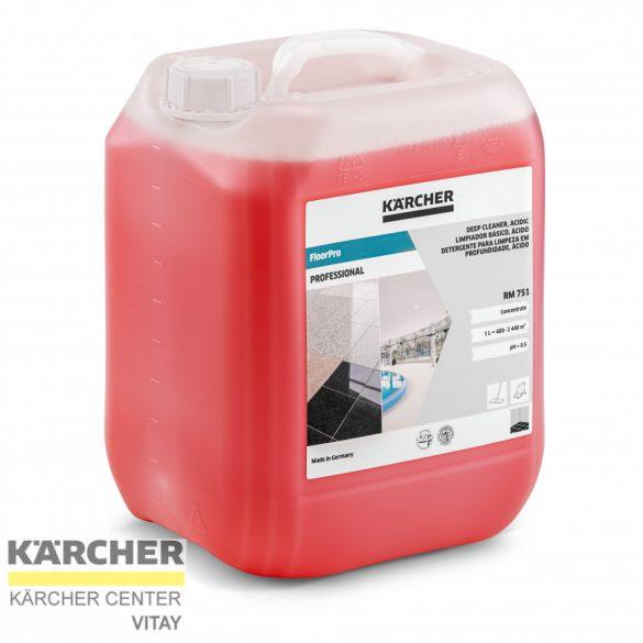 KÄRCHER RM 751 FloorPro Padlótisztítószer (10 l)