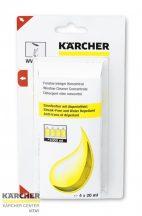KÄRCHER RM 503 ablaktisztítószer (4 x 20 ml)