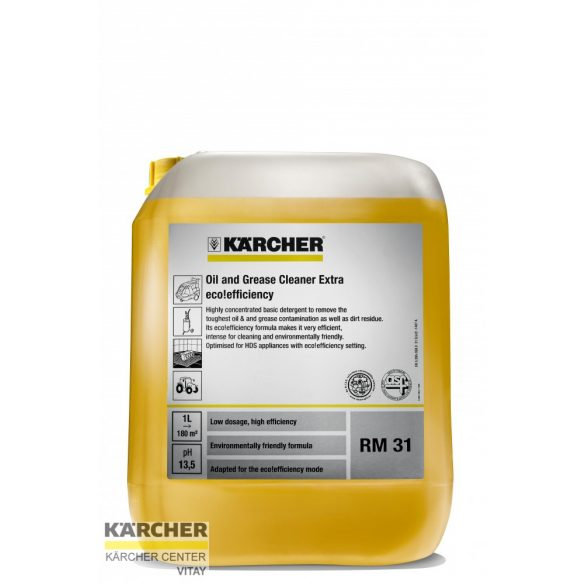 KÄRCHER RM 31 eco!efficiency PressurePro Olaj- és zsíroldó (10 l)
