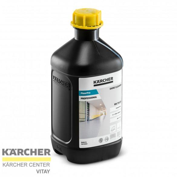 KÄRCHER RM 755 FloorPro Padlófényesítő tisztítószer (2,5 l)