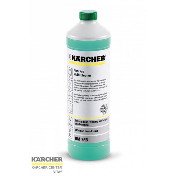 KÄRCHER RM 756 FloorPro Univerzális tisztító (1 l)