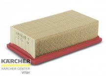 KÄRCHER ECO-lapos-redős szűrő