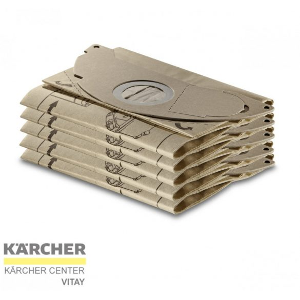 KÄRCHER Papír porzsák