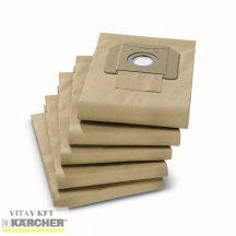 KÄRCHER Papír porzsák 5 db (NT 45/1; NT 55/1, kivéve H)