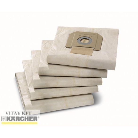 KÄRCHER Papír porzsák 5 db (NT 65-75/2; NT 70; NT 80/1)